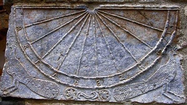 cadran solaire romain